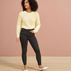 Everlane High-Rise Skinny - 24 ankle